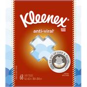 Kleenex Tissues, Anti-Viral, 3-Ply