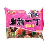 Nissin Prawn Flavor Demae Ramen