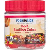 Food Lion Bouillon Cubes, Beef