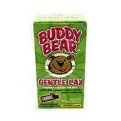 Renew Life Buddy Bear Gentle Lax Chewable Laxative Dietary Supplement For Kids, Chocolate Cream