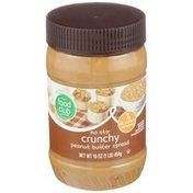 Food Club Crunchy Peanut Butter Spread