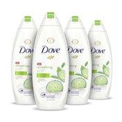 Dove Body Wash Cucumber And Green Tea