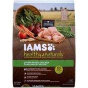 IAMS Healthy Naturals Farm-Raised Chicken and Barley Recipe Dog Food