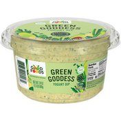 Good Foods Green Goddess Yogurt Dip