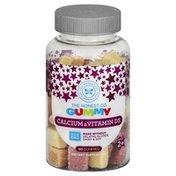 The Honest Company Calcium & Vitamin D3, Gummies