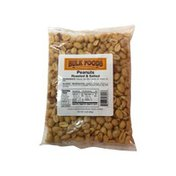 Bulk Foods Roasted & Salted Peanuts