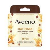Aveeno Oat Mask With Moringa Seed Extract