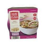 Fusia Asian Inspirations Udon Noodle Soup Bowl