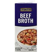 Best Choice Beef Broth