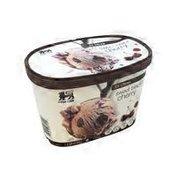 Food Lion Ice Cream, Sweet Black Cherry