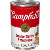 Campbell's® Cream of Chicken & MushroomSoup