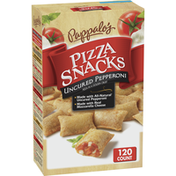 Pappalo's Uncured Pepperoni Pizza Snacks