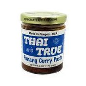 Thai And True Panang Curry Paste