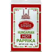 Pride of Szeged Paprika, Hungarian, Hot