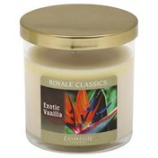 Candle Lite Candle, Exotic Vanilla