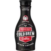 Califia Farms Pure Black Medium Roast Cold Brew