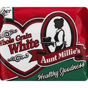 Aunt Millie's Bread, Whole Grain, White