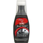 Kiwi Scuff Cover Instant Wax Shine Black