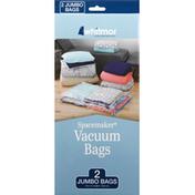 Whitmor Vacuum Bags, Jumbo