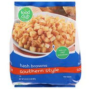 Food Club Hash Browns, Southern Style
