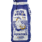Blue Denim Potatoes