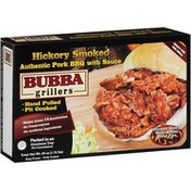 Bubba Burger Authentic Hickory Smoked with Sauce Pork BBQ