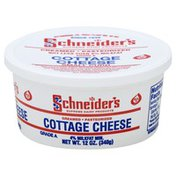 Schneiders Cheese, Cottage, Small Curd