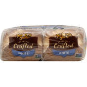 Nature's Own Bread, White, Thick Sliced, 2 Pack