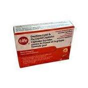 Life Brand Cold & Flu Day Caplets