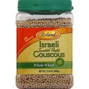 Roland Foods Couscous, Israeli, Whole Wheat