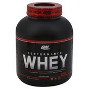 ON Whey, Performance, Chocolate Shake