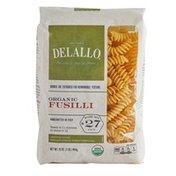 DeLallo Organic Fusilli #27