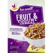 SB Cereal, Fruit & Yogurt, Be Well