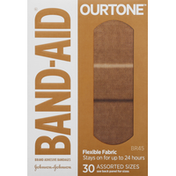 Band-Aid Bandages, Flexible Fabric, Ourtone