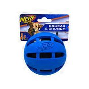 NERF DOG Crunch Able Ball Dog Toy