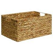 Glory International Trading Storage Basket, Rectangle, Large