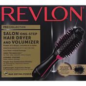 Revlon Hair Dryer and Volumizer, Salon One-Step