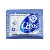 Q-Tips Purse Pack Travel Size Cotton Swabs
