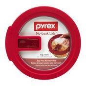 Pyrex No-Leak Lids 4 Cup