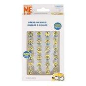 Despicable Me Press-On Nails Minions - 24 PC