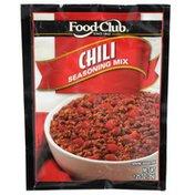 Food Club Chili Seasoning Mix