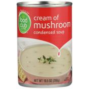 Food Club Cream Of Mushroom Condensed Soup
