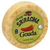 Apple Smoked Cheese Cheese, Gouda, Honey Sriracha