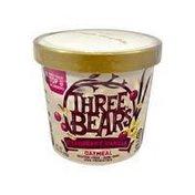 Threebears Cranberry Vanilla Oatmeal