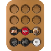 Copperhead Collection Copperhead Muffin Pan