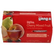 Hy-Vee Cherry Mixed Fruit In Naturally Flavored Light Syrup