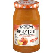 Smucker's Simply Fruit Peach