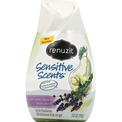 Renuzit Gel Air Freshener Pure White Pear & Lavender
