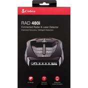 Cobra Connected Radar & Laser Detector, RAD 480i