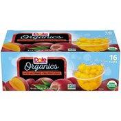 Dole Organics Diced in 100% Fruit Juice Dole Organics Diced Nectarines in 100% Fruit Juice